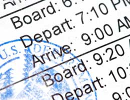 how early should i book my flight?